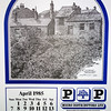 P&P The Rossendale Calendar 1985 Drawings by John Arkwright Produced by Paul Whitney  005
