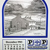 P&P The Rossendale Calendar 1985 Drawings by John Arkwright Produced by Paul Whitney  013