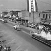 41. A festival parade in the late 1950s.