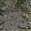 Rawtenstall Aerial view Google Earth 2013