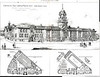 Rawtenstall Library and Town Hall proposed plan 1904