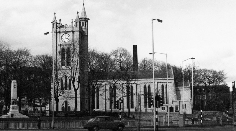Rawtenstall St Mary's Church 1970s