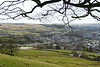 Rawtenstall towards Cemetry and Newchurch Road from Oakenhead 2010