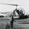 Columbia Helicopters,Pilot Wes Lematta,Louis Smith Tending,Over 30 Years Service,