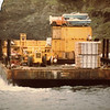 Cargo Barge ADB 99,Nov 1973,Aground Kauai Hawaii,Na Wili Wili,Refloated Salvage Chief,