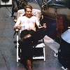 Bob Johanson 1966 Molakai Hawaii Vietnam Tow Only Man ever that got shot at on deck When going up the Saigon River 3 bullets Missed and They turned around and went back to Sea