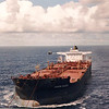 Exxon Valdez,Pulled Free By Salvage Chief,