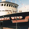 Arctic Wind,Salvaged And Restored By Fred Devine Diving And Salvage,Returned To Fishing,