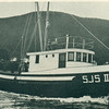 SJS II,Adriana,Built 1944 By Andrew Hope  Sitka,Later owners,Robert Kramp,Robert Swanson,
