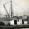 Rough Rider 1937,Tom Nizich On Deck,Pic Taken Seattle,Built 1920 Tacoma,