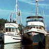 Sea Ranger,Built 1938 By Felix Radman  Tacoma,Anton Sule,Wm Walton,Pacific Maid,Built 1957 Harold Hansen  Seattle,Peter Babich,
