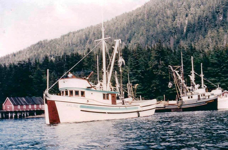 Arline,Built 1949 Bellingham,Wallace Dent,Katharine S,Built 1950 Juneau,James Sharp,Dan Krajewski,