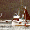 Mermaid,Built 1945 Barbee Marine Seattle,Joe White,Jacob White,Pic Taken Alaska,