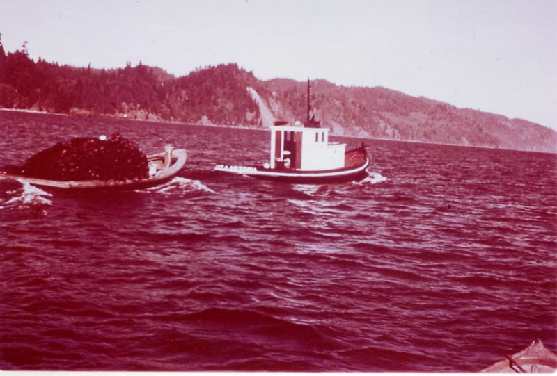 Tender Oxident Towing Beach Seine,Kaboth Seine Ground,CRPA,Later Bumble Bee,1930's,