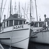 Agate,Built 1956 Seattle,Sven Svenson,Robert Taylor,James Bunn,John Bolton,Memories,Built 1920 P L  Graignic Seattle,T G Dragland,Pic Taken 50's Eureka,