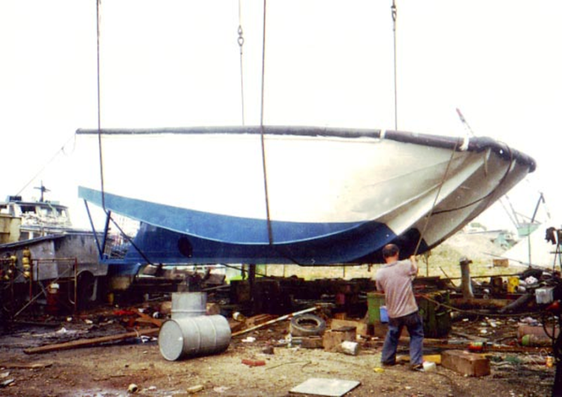 Western Pacific,Skiff Repair Singapore,