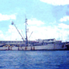 Jeanette C,Moored Palau,Freezer Plant Van Camp,Anchorage Japaneze Fleet World War II,