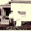 9. Sisters Ann and Maude lived together for many years on a farm in Howell County, outside West Plains.