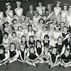 Waterfoot Dance School c 1958 Angela Peacock centre front