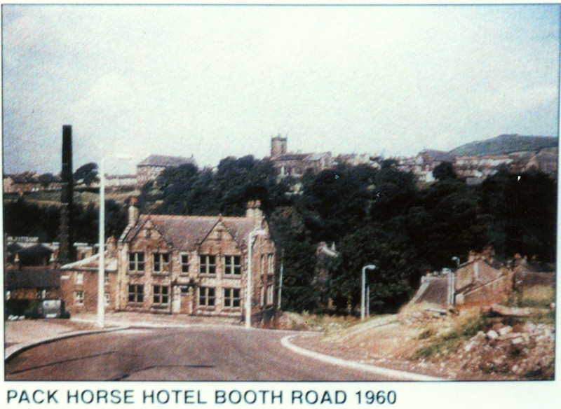 Waterfoot Pack Horse Hotel Booth Road 1960