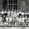 Water County Primary School, Miss Parkinson's class c  1952