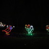 Holiday Lights in Bloom. Shot with Canon 60D & Rokinon 14 2.8L