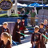 Jamie got accepted to the Jedi Academy (at the 4th time of trying). Training begins with lightsaber 101