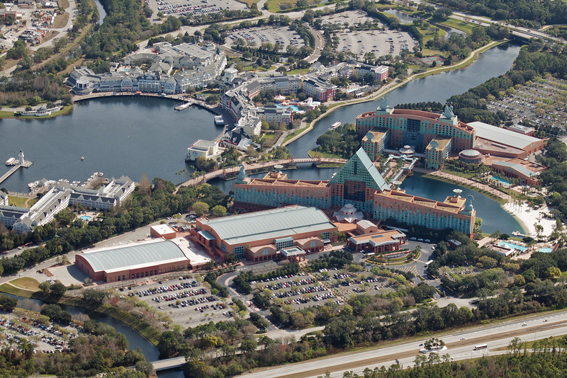The Epcot Resort Area