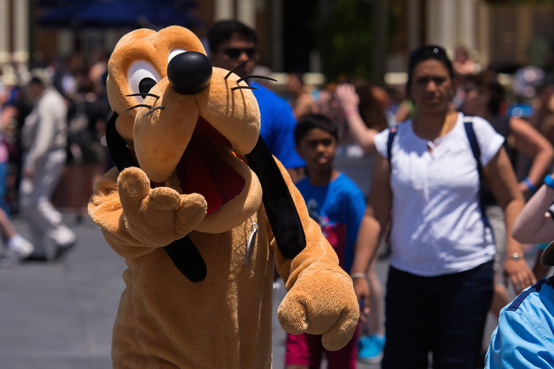 A kiss from Pluto