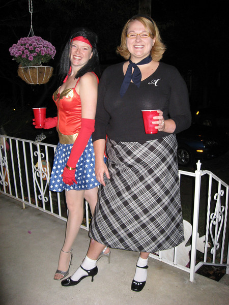Kate and Steve's Halloween Party 2007
