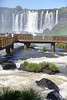 Iguassu Falls - Brazilian Side - Views of Falls 280