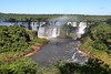Iguassu Falls - Brazilian Side - Views of Falls 002