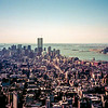 View of Manhattan from the Empire State Building