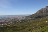 Capetown - Cable Car Base Station View Towards the City