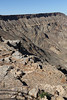 Fish River Canyon - Eroded Canyon Walls