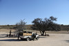 Kgalagadi Park - 4X4 Drive to !Xaus Lodge - Our Transfer Vehicle