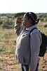 !Xaus Lodge - Morning Nature Walk - Woman Bushman Guide