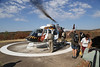 Victoria Falls - Helicopter Tour - Loading into the Copter