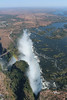 Victoria Falls - Helicopter Tour - The Falls 1