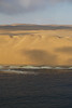 Flight Over Namib Naukluft Park - The Dunes Meet the South Atlantic