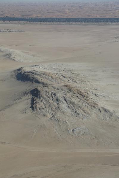 Flight Over Namib Naukluft Park - Rocky Hills Near Swakopmund