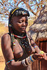 Himba Village Visit - Young Woman