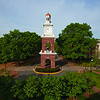 Carmen Culpeper Chappell Centennial Campanile Tower photographed Tuesday April 20, 2010. (Photo by Norm Shafer)