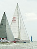 IRC Class 1, Day 1, Race 1, Cowes Week 2014