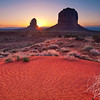 Monument Valley Morning