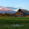 The Old Barn at Shasta