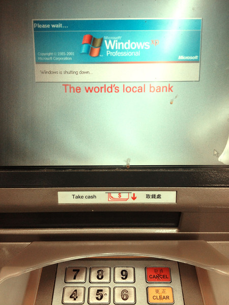 The World's Local Bank