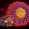 Rhythm and Booms Fireworks over Lake Mendota as viewed from Governor Nelson State Park (USA WI Waunakee; Obst FAV Photos 2010 Nikon D300s HumanScapes Inspirational Image 1253)