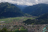 Interlaken from the Harder Kulm, Classic View