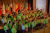 Children's Choir at IBC Assembly